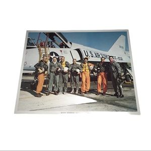 Rare Find...Seven Original NASA Astronauts